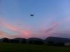 Drone i bruk ved Skjærseth